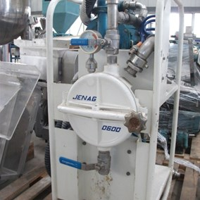 Jenag Liquid M/S Strainer 200mm Dia
