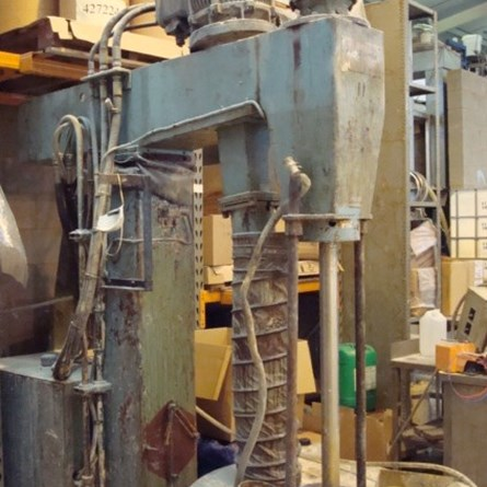 Agitator – Process Plant Equipment – Rigal Bennett