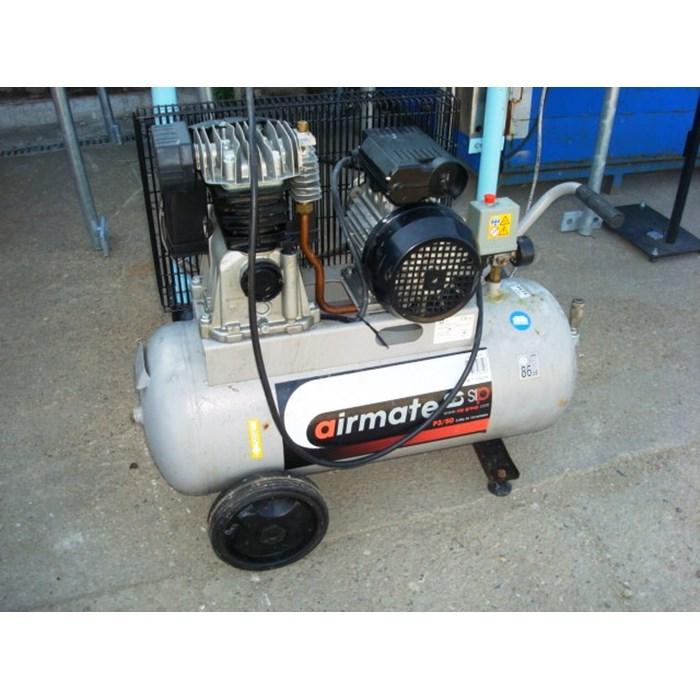 Compressor – 14 Cfm Airmate Compressor P3/50 2 2Kw – Rigal