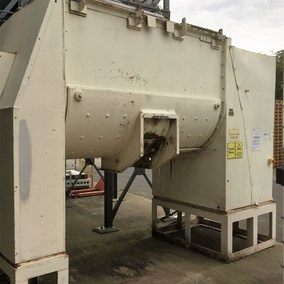 1,650L S/S Winkworth JKTD U Trough Mixer