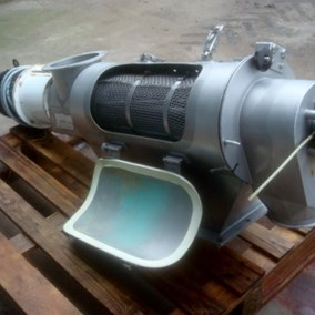 KEK Rotary S/S Sifter Type K406