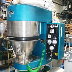 5.5L Aeromatic S/S Fluid Bed Drier/Coater  type AES 5.5