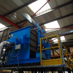 1,400L S/S Vacuum JKTD Z Blade Mixtruder Type NH-2000 55kW