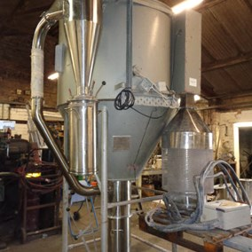 Niro Production Minor Spray Drier up to 30 kg/hr evaporation