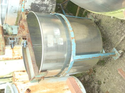 vertical unheated paddle marine turbine mixer – 500